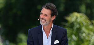 Patrick Mouratoglou - © Ultimate Tennis Showdown