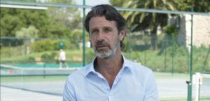 Patrick Mouratoglou - © Ultimate Tennis Showdown (Instagram)