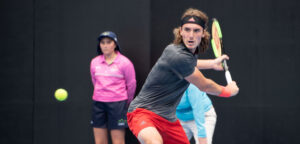 Stefanos Tsitsipas - © Rob Keating (Flickr)