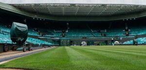 Centre Court Wimbledon - © Wimbledon (Twitter)