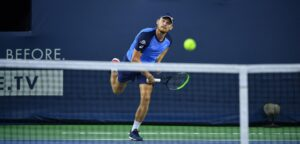 David Goffin - © Ultimate Tennis Showdown