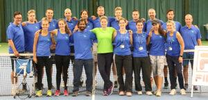 Team Kim Clijsters Academy - © Kim Clijsters Academy