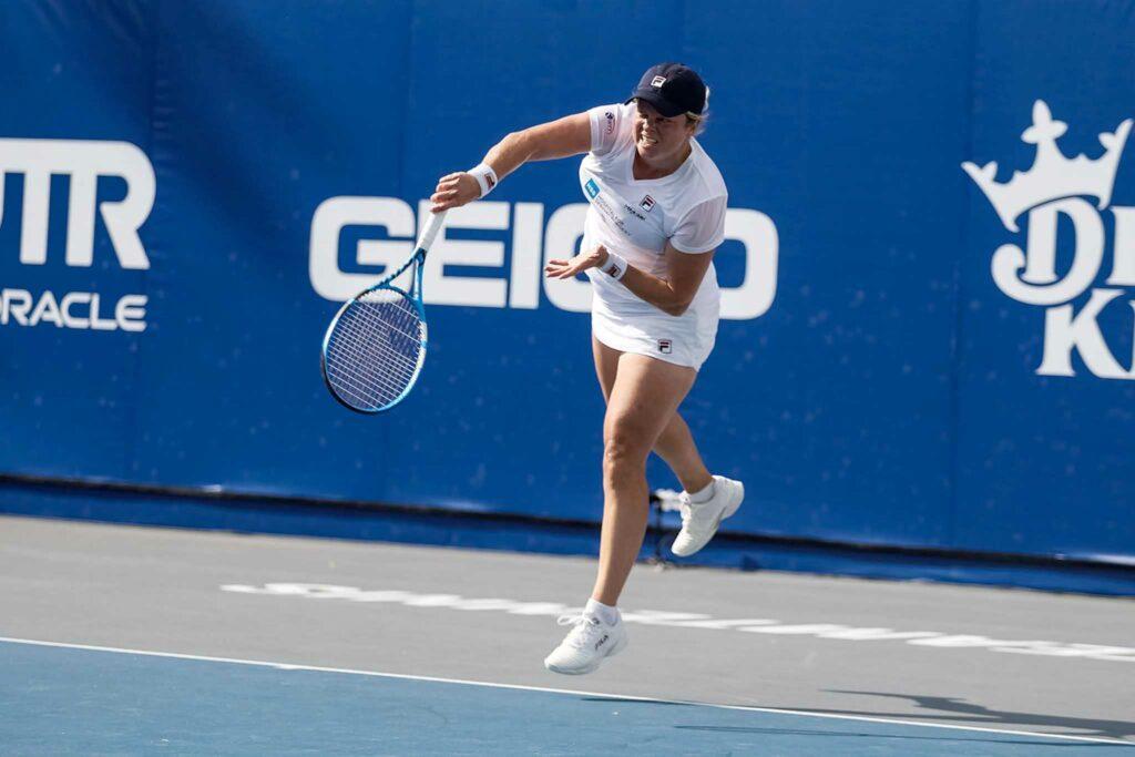 Kim Clijsters - © World TeamTennis
