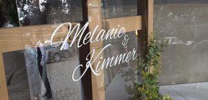 Kimmer Coppejans en Melanie Vanduren - © Caroline Stubbe