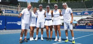 New York Empire - © World TeamTennis