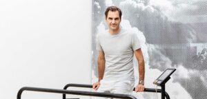 Roger Federer - © On Running (Twitter)
