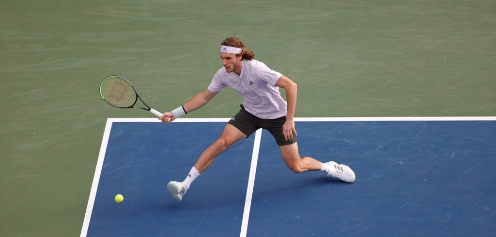 Stefanos Tsitsipas - © Dubai Duty Free Tennis Championships