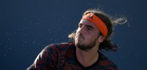 Stefanos Tsitsipas - © Ultimate Tennis Showdown