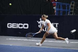 Tennisplaza tennis livescore Kim Clijsters - © World TeamTennis