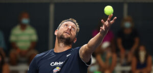 Tennys Sandgren - © World TeamTennis