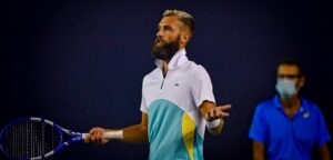 Benoit Paire - © Ultimate Tennis Showdown
