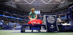 David Goffin - © Simon Bruty (USTA)
