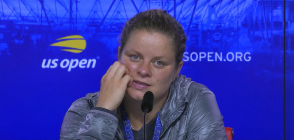 Kim Clijsters - © YouTube
