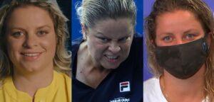 Kim Clijsters - © Instagram, World TeamTennis, USTA