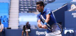 Novak Djokovic - © Simon Bruty (USTA)