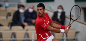 Novak Djokovic - © Cedric Lecocq (FFT)