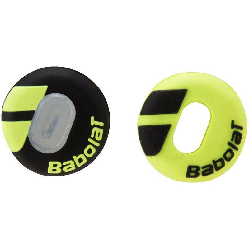 Babolat Custom Damp Zwart/Geel