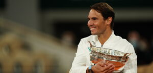 Rafael Nadal - © Nicolas Gouhier (FFT)