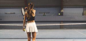 Tennisster - © Ziga Plahutar (iStock)