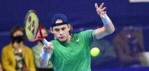 Zizou Bergs - © Laurie Dieffembacq (Belga/European Open)