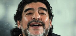 Diego Maradona - © Vinod Divakaran (Flickr)