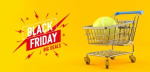 Tennisplaza Black Friday - © iStock