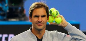 Roger Federer - © Tani
