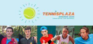 Tennisplaza Awards 2020 uitgelicht: Junior van het jaar (nationaal)