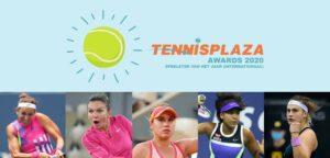 Tennisplaza Awards 2020 uitgelicht: Speelster van het jaar (internationaal)