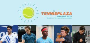 Tennisplaza Awards 2020 uitgelicht: Speler van het jaar (internationaal)