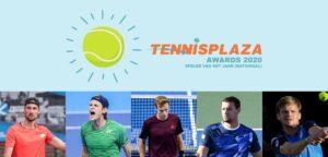 Tennisplaza Awards 2020 uitgelicht: Speler van het jaar (nationaal)