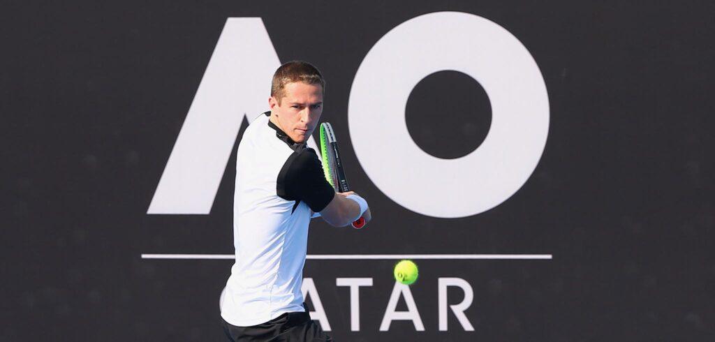 Kimmer Coppejans - © Samer Alrejjal (Tennis Australia)