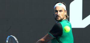 Ruben Bemelmans - © Samer Alrejjal (Tennis Australia)