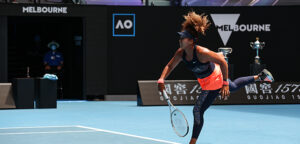 Naomi Osaka © Tennis Australia / LUKE HEMER