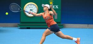Asleigh Barty © Tennis Australia/ Vince Caligiuri