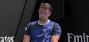 Joachim Gérard - © Tennis Australia