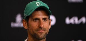 Novak Djokovic - © Vince Caligiuri (Tennis Australia)
