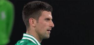 Novak Djokovic - © Tennis Australia