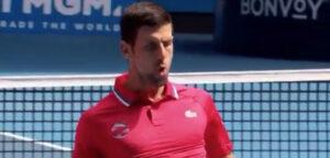 Novak Djokovic - © Twitter