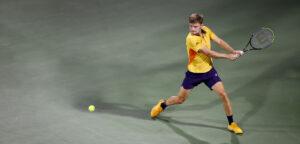 David Goffin - © Dubai Duty Free Tennis Championships