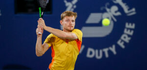David Goffin - © Dubai Duty Free Tennis Championships