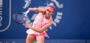 Elise Mertens - © Dubai Duty Free Tennis Championships
