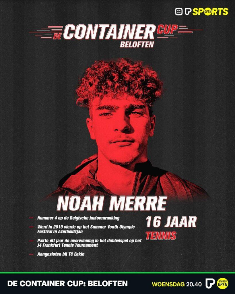 Noah Merre - © Play Sports