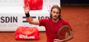 Stefanos Tsitsipas - © Barcelona Open Banc Sabadell