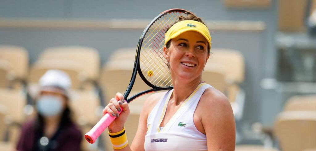 Anastasia Pavlyuchenkova - © Jimmie48 Tennis Photography