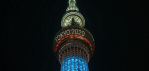 Olympische Spelen in Tokio (Japan), Skytree Tower in juli 2019 - © iStock