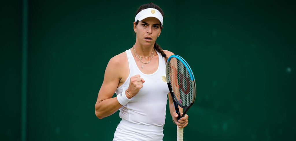 Ajla Tomljanovic - © Jimmie48 Tennis Photography