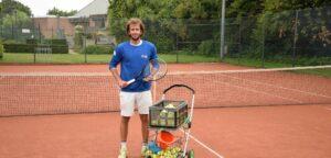 Kenny Herscovici - © Sam Milde (Tennisplaza)
