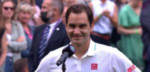 Roger Federer - © YouTube