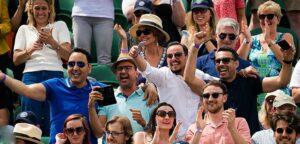 Wimbledon publiek - © Jimmie48 Tennis Photography